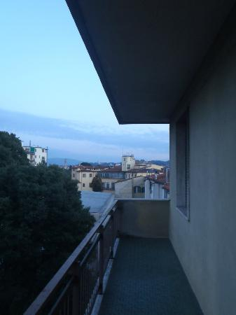 Residence Porta al Prato: Balcony