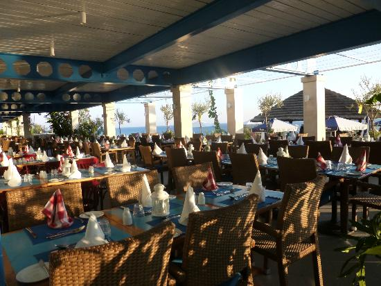 Atlantica Club Sungarden Hotel: outside dining