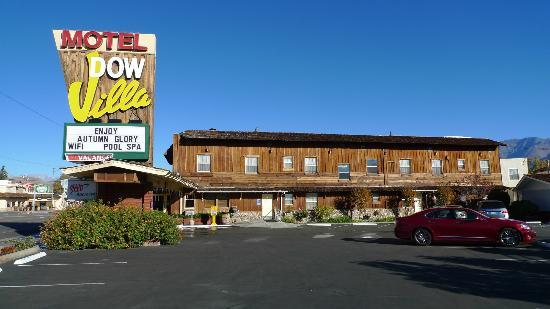 Dow Villa Motel Hotel View