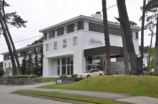 Awa Boutique and Design Hotel : Vista do Awa Boutuque Hotel