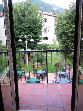 Hotel San Marco: vista dalla camera