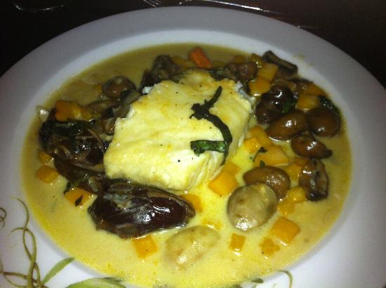 Gentiles Restaurant: Sea bass special