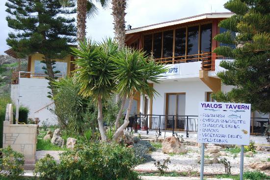 The Yialos Tavern : Yialos