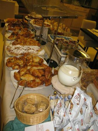 Hotel Touring : Breakfast Buffet (included in our meeting)