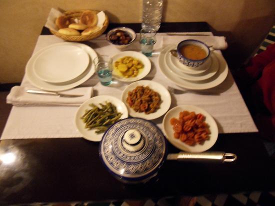 Hotel & Spa Riad Dar Bensouda: Entrées