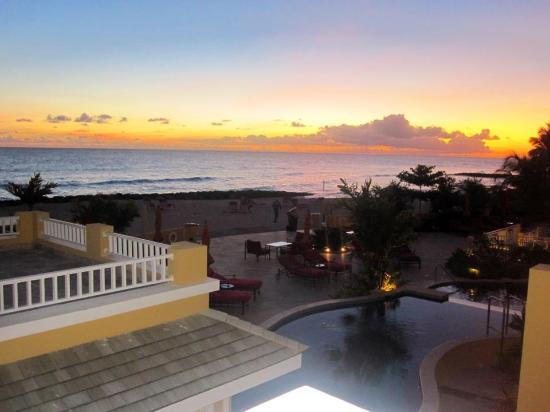 Ocean Two Resort & Residences: View from the room balcony