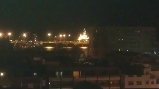 Hotel THe Fataga & Centro de Negocios: View to the port