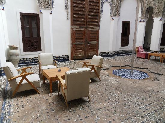Hotel & Spa Riad Dar Bensouda: Coin rencontres ! 