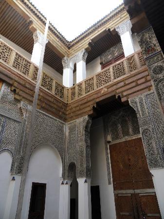 Hotel & Spa Riad Dar Bensouda: Patio (galerie)