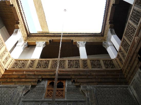 Hotel & Spa Riad Dar Bensouda: Vue sur le ciel...