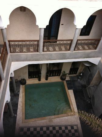 Riad Dar El Masa: à l'étage