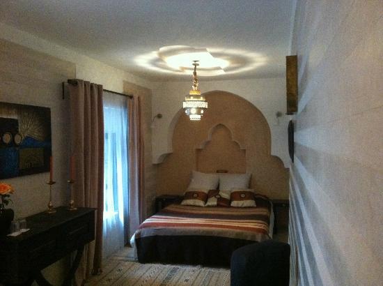 Riad Dar El Masa: une chambre