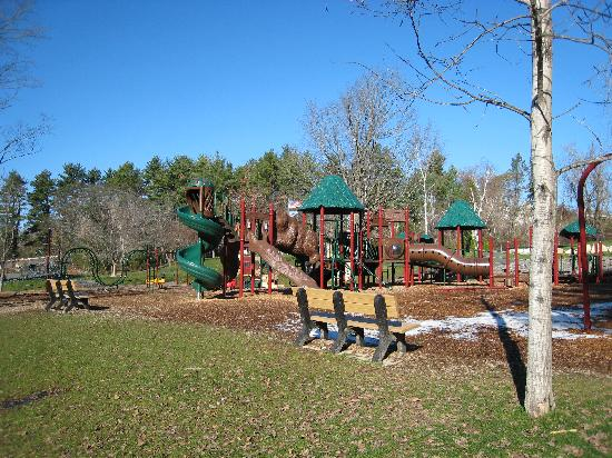 Hudson, Nueva Hampshire: Playground