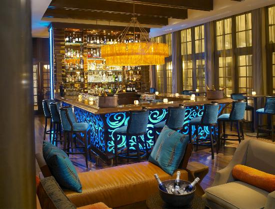 Essensia Restaurant & Lounge : Essensia Lounge