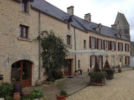 La Ferme aux Chats : The farm house