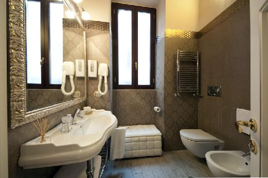 Locanda del Sole Luxury Suite Rome: Suite Butterfly