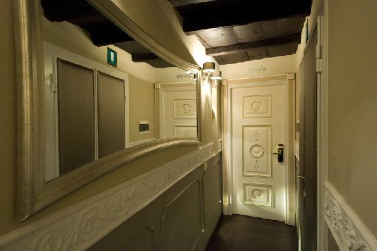 Locanda del Sole Luxury Suite Rome: Interior