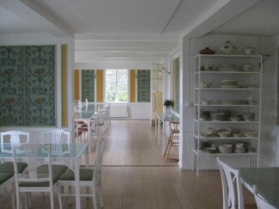 Pappersbruket: Dining room
