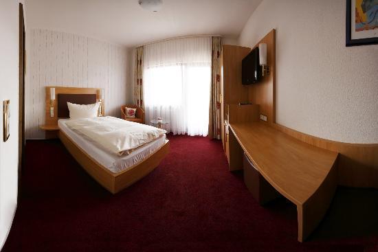 Hotel Fortuna: Komfort Einzelzimmer