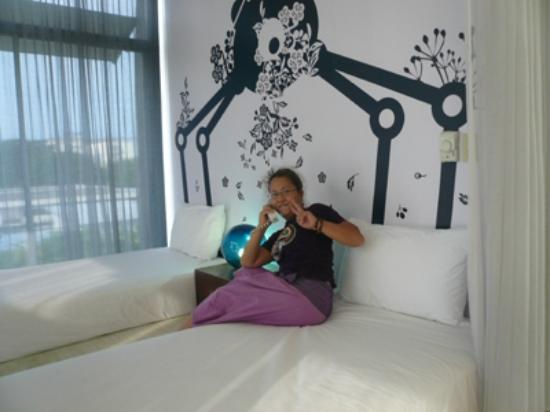 Refill Now!: 4人が余裕で泊まれるファミリータイプの部屋 