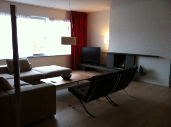 Htel Amsterdam: Lounge