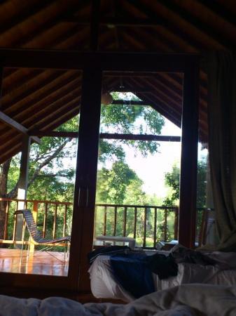 Wild Grass Nature Resort: waking up