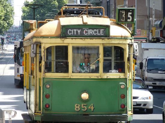 City Circle Tram: City Circle