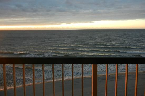 Westgate Myrtle Beach Oceanfront Resort: Another beautiful view from our room