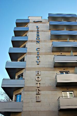 Lisbon City Hotel : Exterior