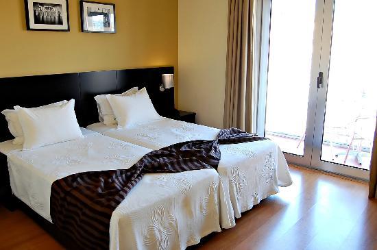 Lisbon City Hotel : Room