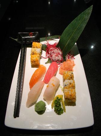 Hayashi: Sushi Lunch