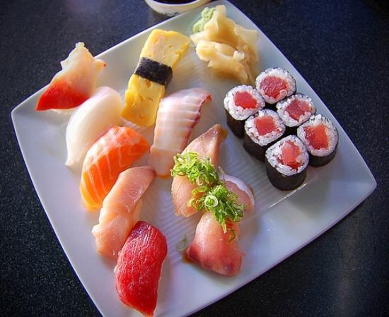 Hayashi: Sushi Regular