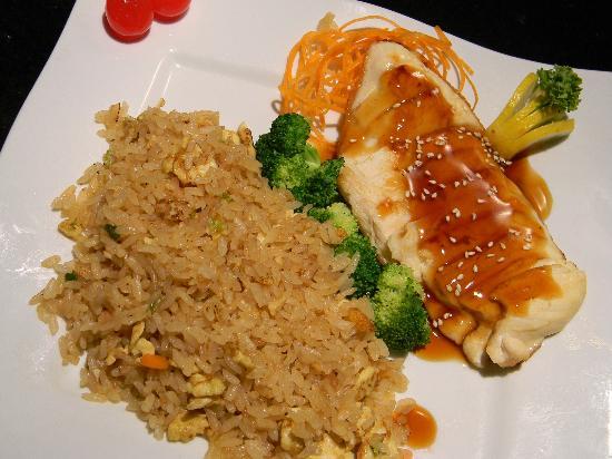 Hayashi: Teriyaki Chicken Lunch