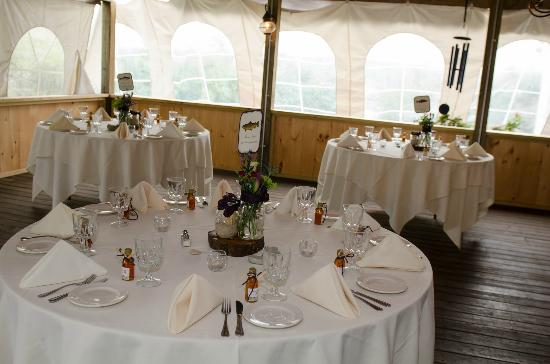 Tourterelle Restaurant and Inn: Wedding & Special Event Venue