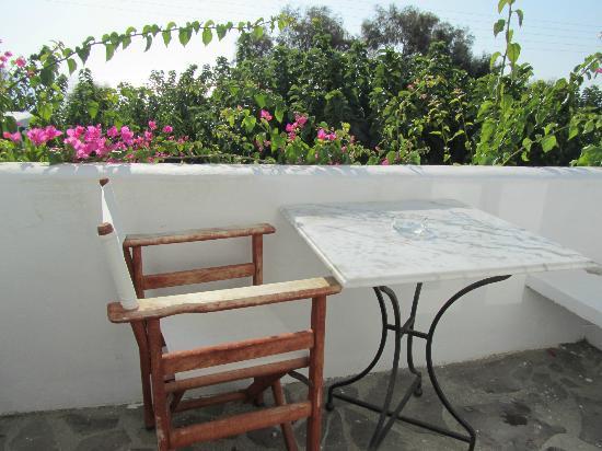 Santorini Reflexions Sea: Balkon mit Meerblick