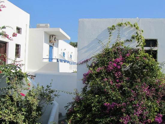 Santorini Reflexions Sea: gepflegtes Hotel