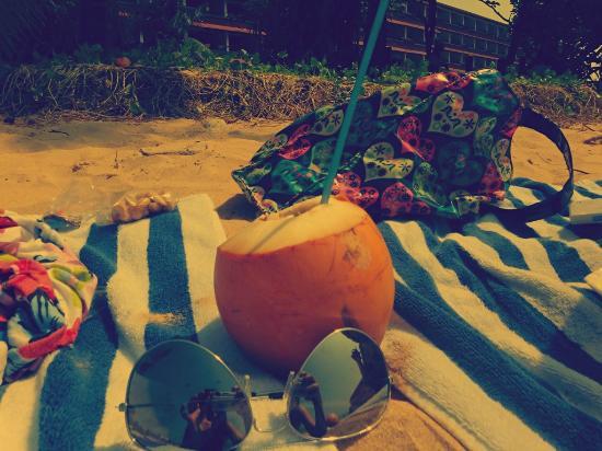 Hikka Tranz by Cinnamon: coconut