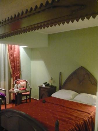 Best Western Bucovina-Club De Munte: bed