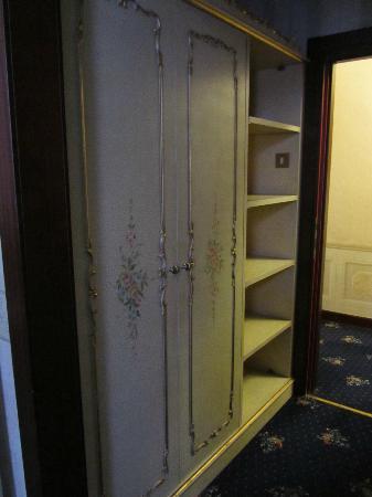 Hotel Montecarlo: Vorzimmer