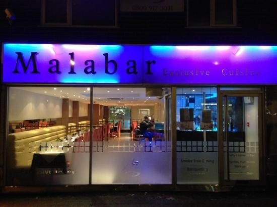 Malabar: Aldridge,UK