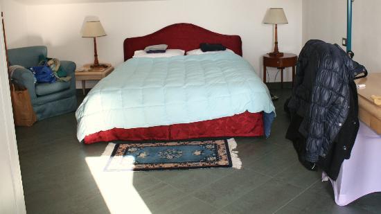 Domus Flaviae : la nostra stanza, deliziosa e luminosa
