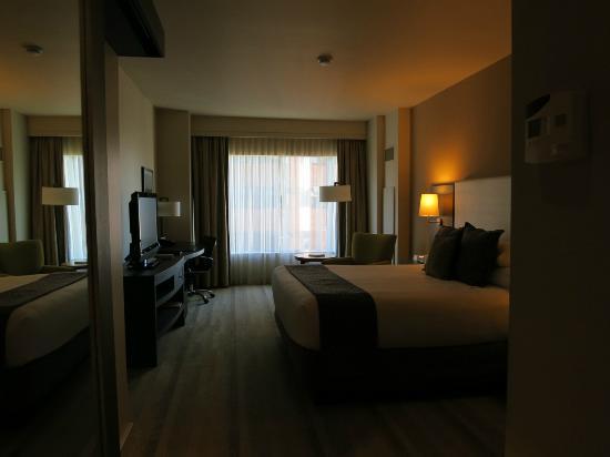 Hyatt At Olive 8: Room
