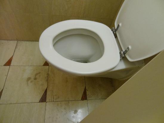 NH Gent Sint Pieters: toilet