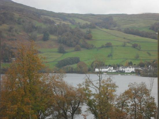 Low Wood Bay: View from Wray Castle