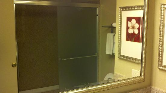 Country Inn & Suites by Radisson, Concord (Kannapolis), NC: Massive Shower