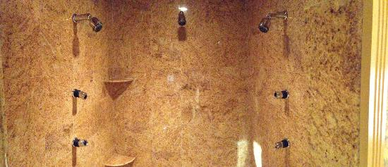 The Chanler at Cliff Walk: The Shower in The Empire Room