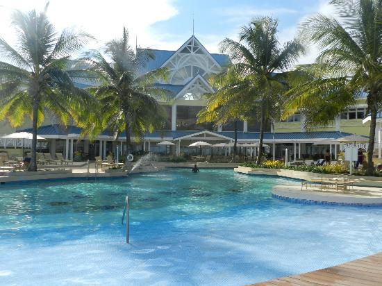 Magdalena Grand Beach & Golf Resort: Hotel Beachfront View