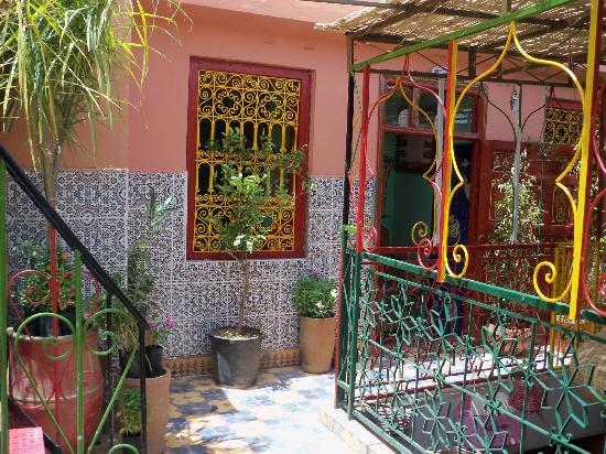 Hostel riad marrakech rouge 9 8 updated 2017 prices reviews m - Photo riad marrakech ...