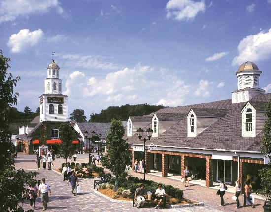 Central Valley, นิวยอร์ก: Woodbury Common Premium Outlets