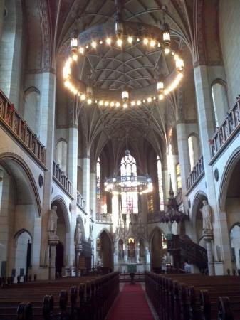 Schlosskirche: Inside